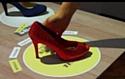 La table interactive, une nouvelle façon de faire son shopping aux États-Unis