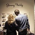 Jimmy Fairly, opticien design à prix unique, a remporté le Grand prix des jeunes créateurs du commerce 2012.
