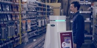 [Idée d'ailleurs] Un magasin de bricolage américain engage un robot-vendeur