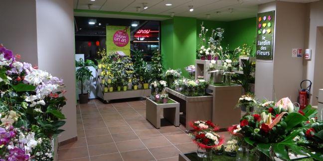 Les enseignes florales prennent racine
