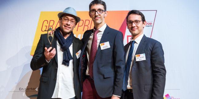 Grand Prix du Commerce : Christian Morel est le Commerçant numérique 2015