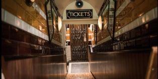 [Idée d'ailleurs] Un bar vintage ouvre ses portes dans le métro londonien