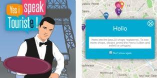 Une appli mobile pour attirer les touristes dans son magasin
