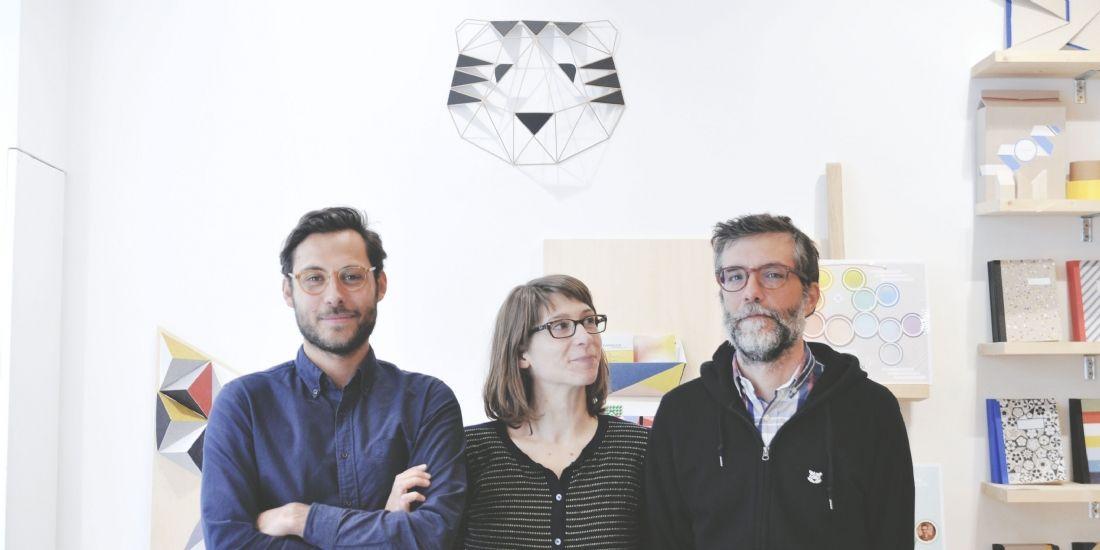 Grand Prix des Commerçants : Papier Tigre lauréat or de la catégorie numérique