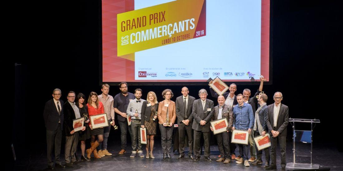 Grand Prix des Commerçants : qui sont les lauréats 2016 ?
