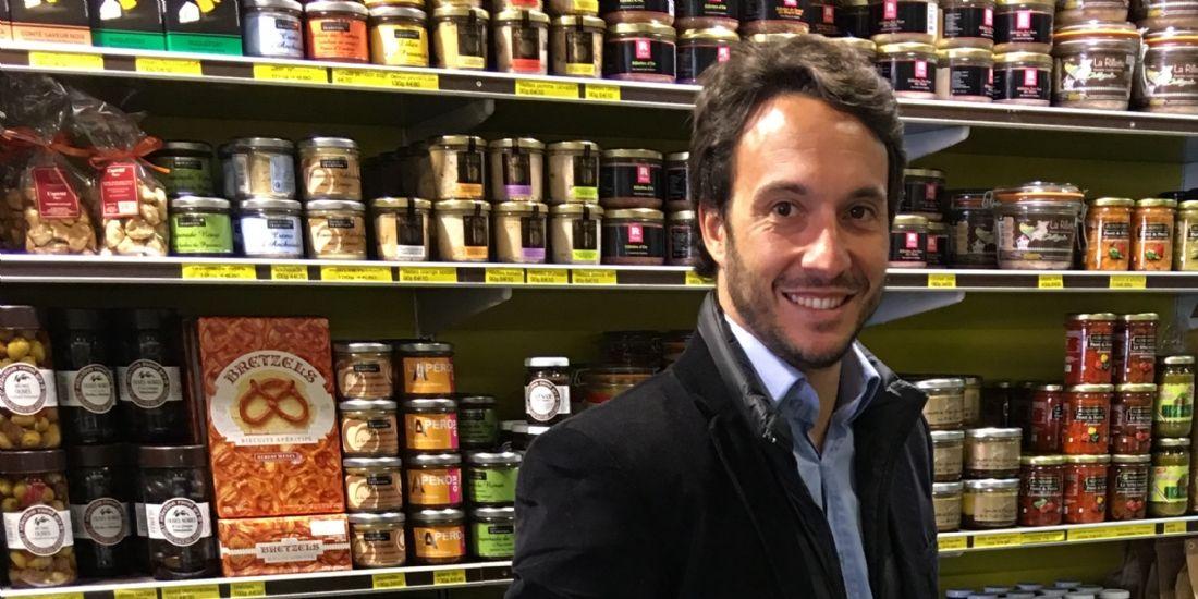Grand Prix des Commerçants : Grégoire Maloigne reprend avec succès une épicerie fine