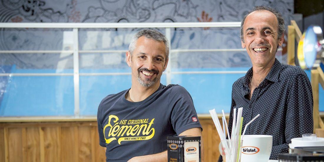 Grand Prix des Commerçants : Philippe Roger et Damien Brad prennent la vague du succès