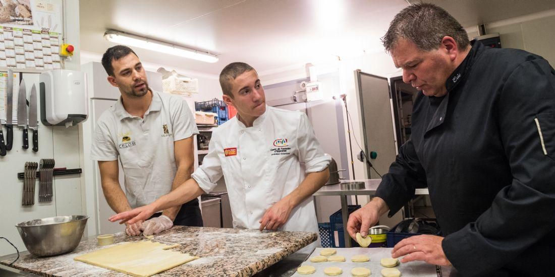 [Étude de cas] Le boulanger Eric Lafont s'engage pour l'apprentissage