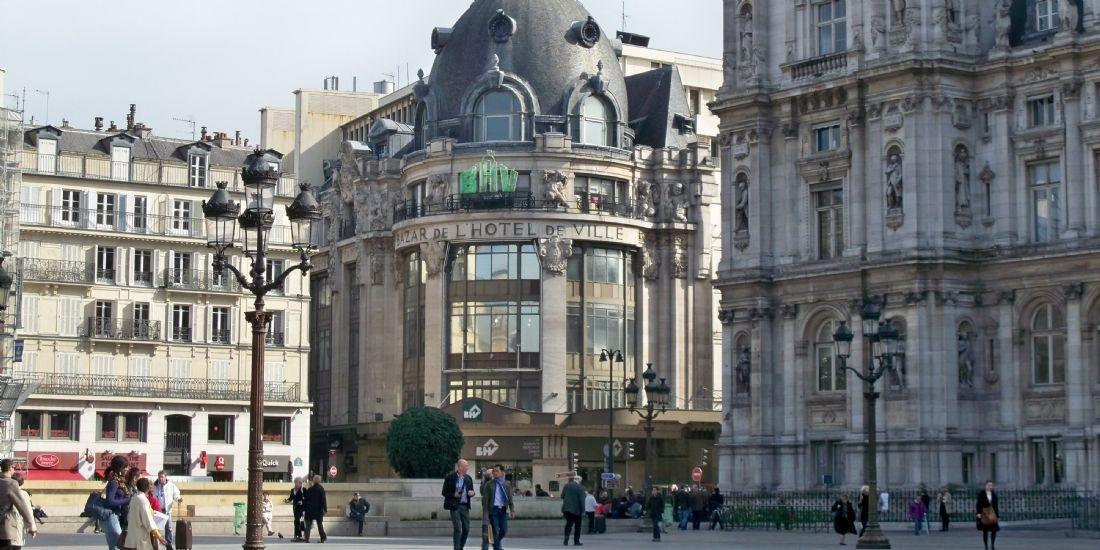 Après deux ans de déprime, le commerce parisien repart à la hausse