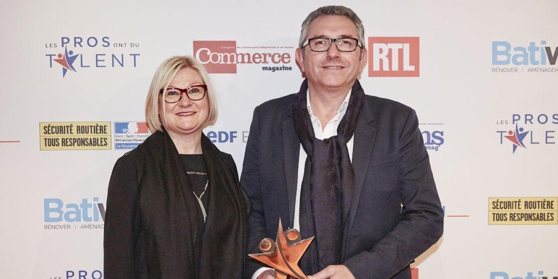 Les Pros ont du talent 2017 : Michel Criaud, menuisier en Bretagne, est le meilleur communicant