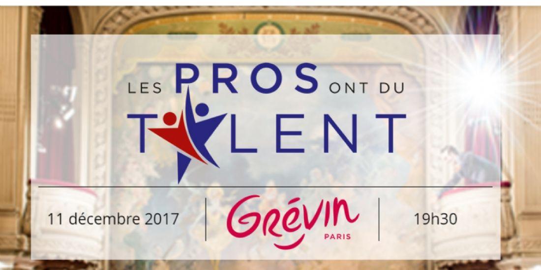 Les Pros ont du Talent : déposez votre candidature !
