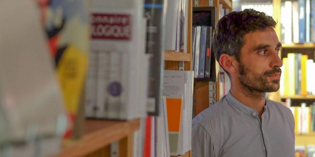 [Les Pros ont du talent] Anthony Clément : il fait décoller sa librairie