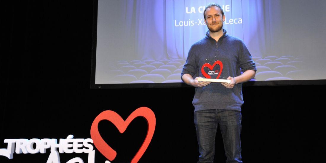 L'association La Cloche récompensée lors des Trophées Caractères