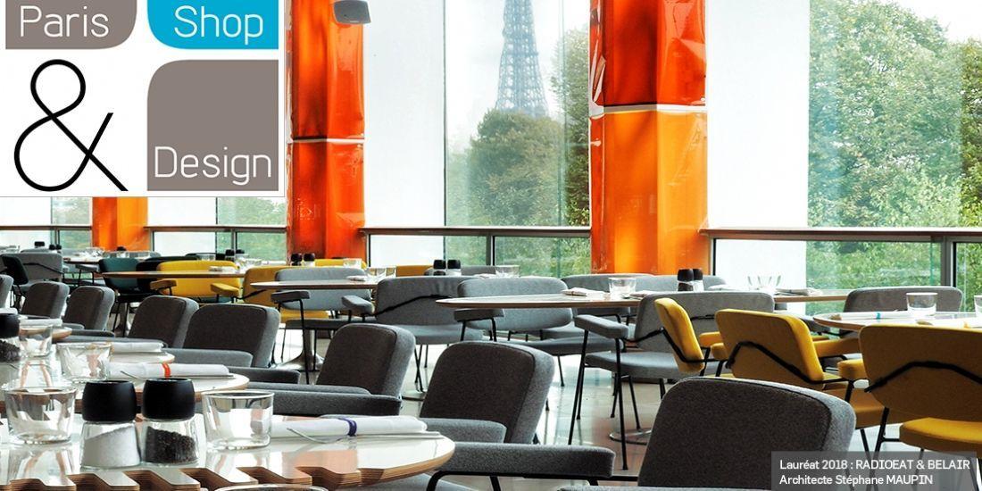 Paris Shop & Design : un concours pour promouvoir le design des commerces parisiens