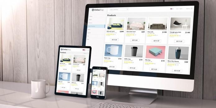 Reworld Media Proximité propose la création d'un site marchand clé en main pour 5000 euros