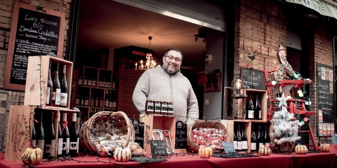 Covid : quand un restaurant devient une épicerie