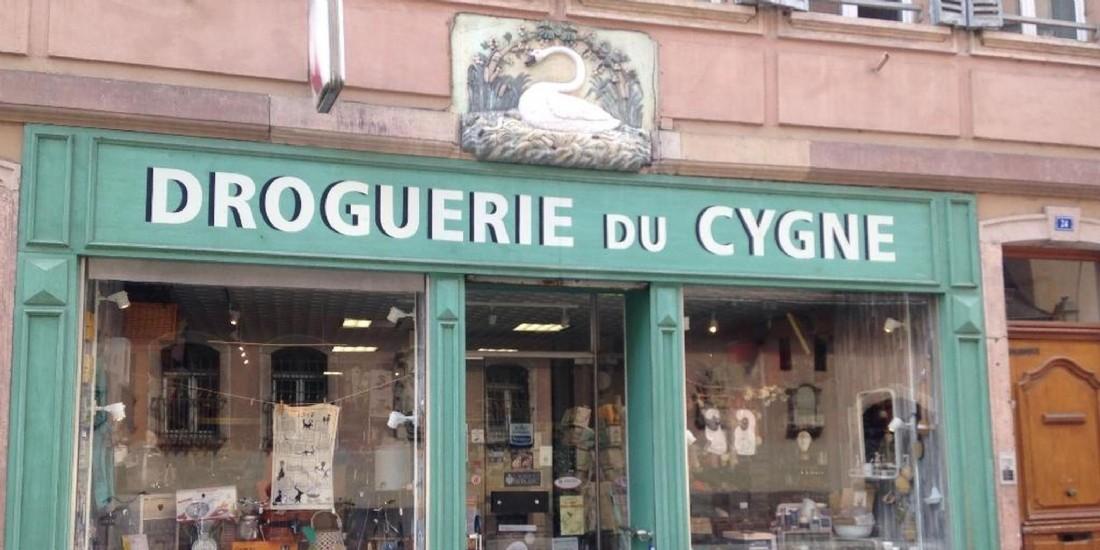 Le Cygne, la droguerie douce des Strasbourgeois