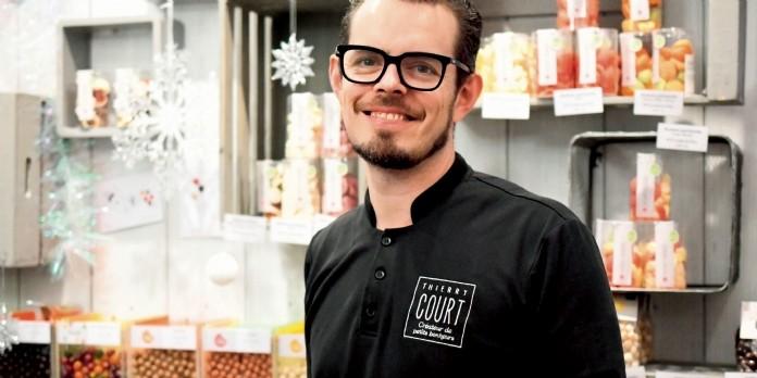 Thierry Court, le pâtissier qui a gardé une âme d'enfant