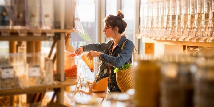 65% des Français ont adopté le vrac comme mode de consommation