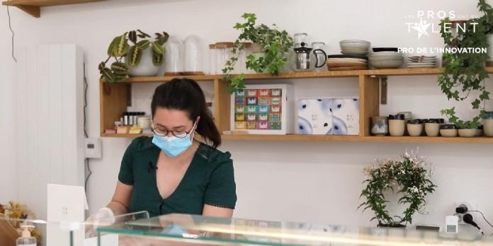 [Les Pros ont du Talent] La pâtisserie Kubo allie art olfactif et gustatif