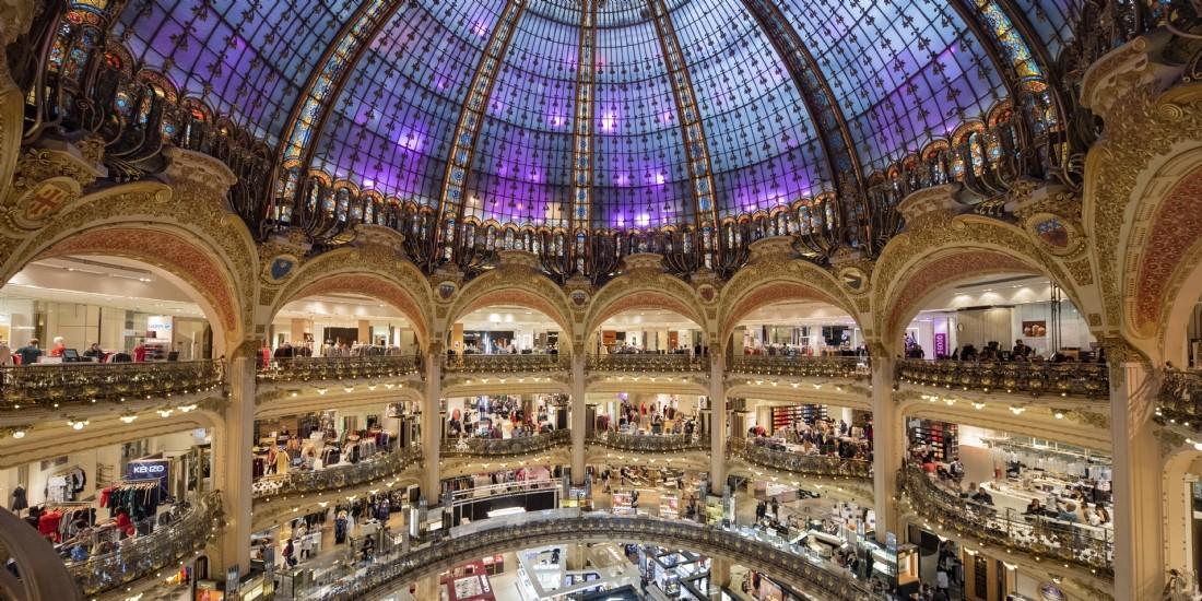 Forte chute du commerce parisien en juin